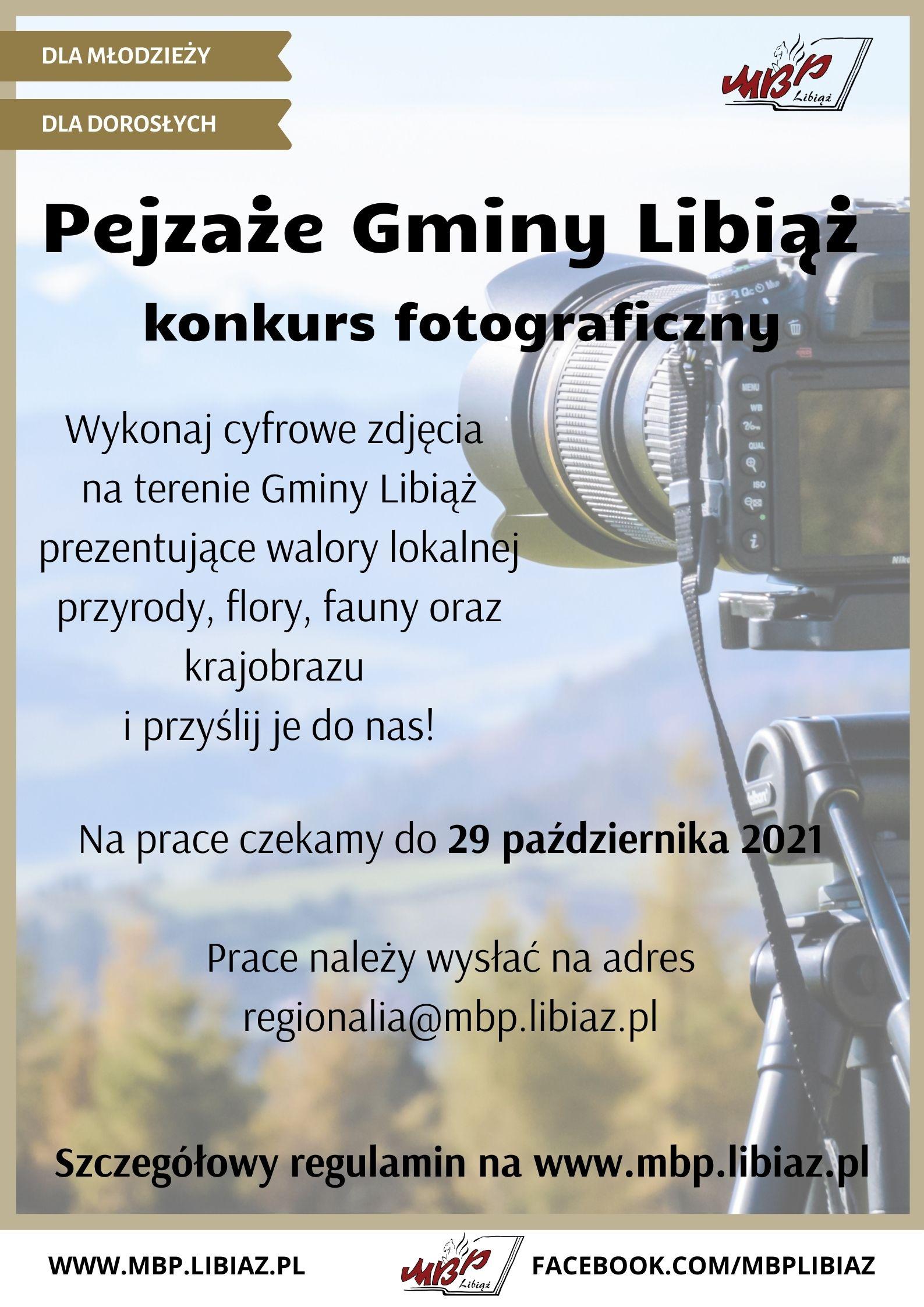 pejzaże Libiąża